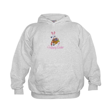 Happy Easter Bunny Kids Hoodie