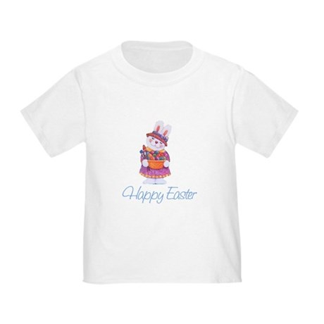 Happy Easter Bunny Toddler T-Shirt