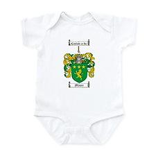 Moore Family Crest Infant Bodysuit