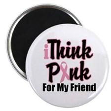 iThinkPink Friend Magnet