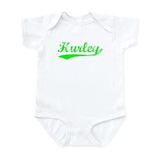 Vintage Hurley (Green) Infant Bodysuit