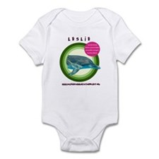 Dolphin Leslie Infant Bodysuit