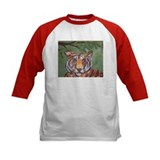 Cute Tigers football Tee