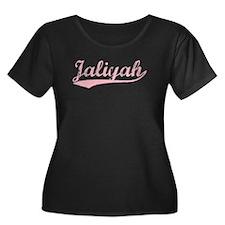 Vintage Jaliyah (Pink) T