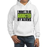 Abducted by Aliens Jumper Hoody