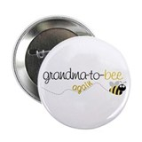 "grandma to bee again 2.25"" Button"