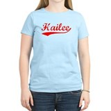 Vintage Hailee (Red) T-Shirt