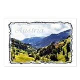 ...Tyrolean View... Postcards (Package of 8)