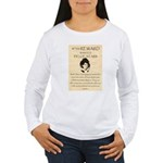 Belle Starr Women's Long Sleeve T-Shirt