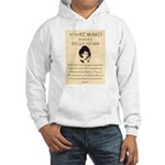 Belle Starr Hooded Sweatshirt