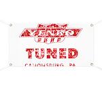 Yenko Tribute Garage Banner