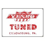 Yenko Tribute Garage Banner
