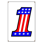 USA 1 Garage Banner