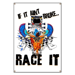 Race It Garage Banner