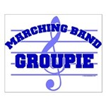 Marching Band Groupie Small Poster