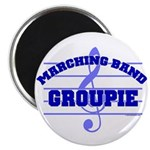 Marching Band Groupie Magnet