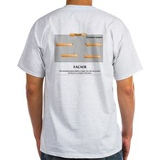 Facade Pattern 2 Sided T-Shirt