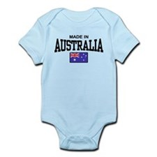 Made In Australia Infant Bodysuit