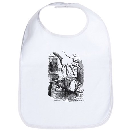 Rabbit and the Arm Bib