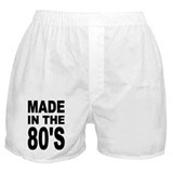 'Made in the 80's' Boxer Shorts