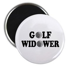 Golf Widower Magnet