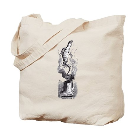 Bill the Lizard Tote Bag
