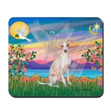 Guardian Angel / Ital Greyhound Mousepad