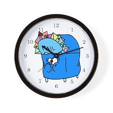 USPS Wall Clock