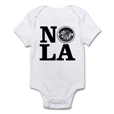 NOLa Water Meter Cover Infant Bodysuit