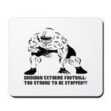 FOOTBALL-TOO STRONG TO BE STO Mousepad