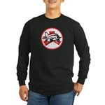Janet Fleet Long Sleeve Dark T-Shirt