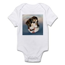 Sugar the Beagle Infant Creeper