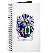 Meyer Family Crest Journal
