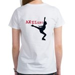 Ice Skating Women's T-Shirt