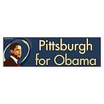 Pittsburgh for Obama bumper sticker