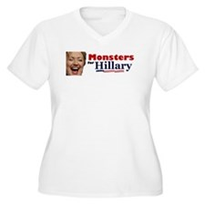 Monstes 4 Hillary T-Shirt