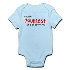 I'm the youngest Infant Bodysuit