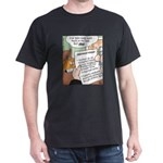 Pumpkin Resume Fairy Tale Dark T-Shirt