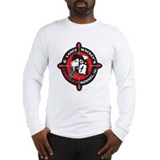 Mackey 2010 Logo Long Sleeve T-Shirt