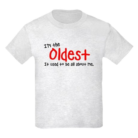 I'm the oldest Kids Light T-Shirt