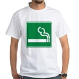 Smoking Sign Shirt