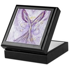 angel of love Keepsake Box