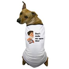 Can of Whoop-Ass Dog T-Shirt