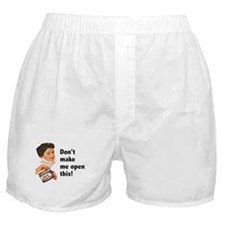 Can of Whoop-Ass Boxer Shorts