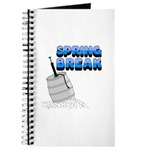 Spring Break Beer Keg Design Journal