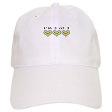 "I'm 3 of 3"" Baseball Cap"