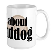 Ask about granddog Mug
