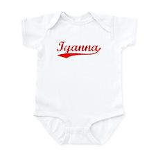 Vintage Iyanna (Red) Infant Bodysuit