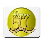 50th Anniversary Mousepad