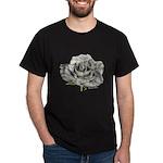 Musical Rose Dark T-Shirt